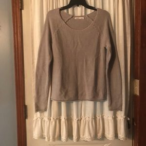 Old Navy sweater, size M, Gray